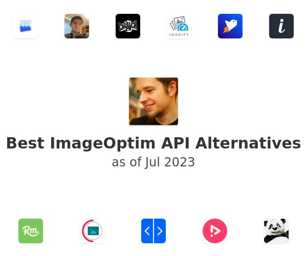 Best ImageOptim API Alternatives