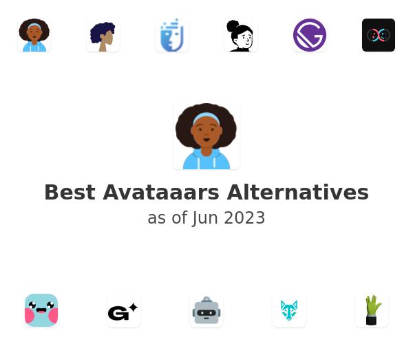 Best Avataaars Alternatives