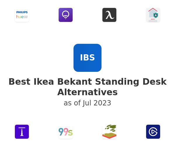 Best Ikea Bekant Standing Desk Alternatives
