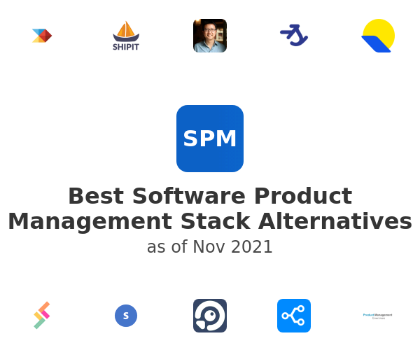 Best Software Product Management Stack Alternatives