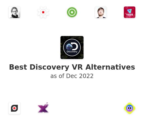 Best Discovery VR Alternatives