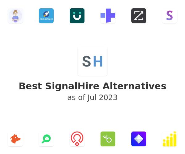 Best SignalHire Alternatives