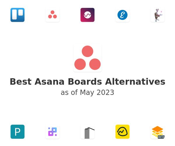 Best Asana Boards Alternatives