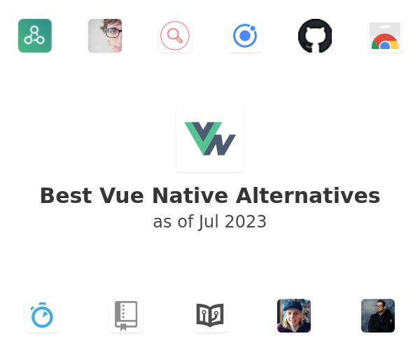Best Vue Native Alternatives