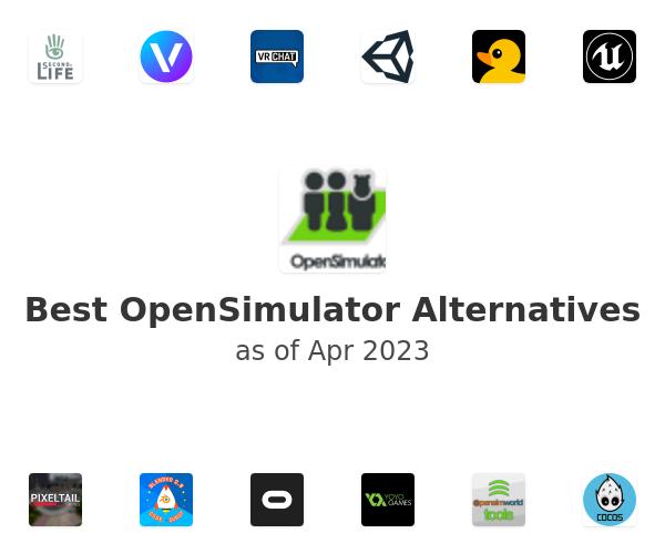 Best OpenSimulator Alternatives