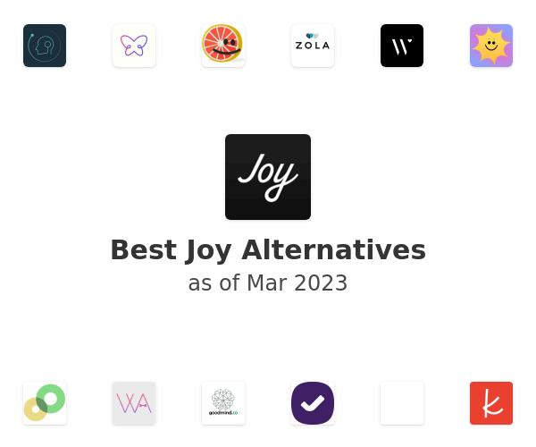 Best Joy Alternatives