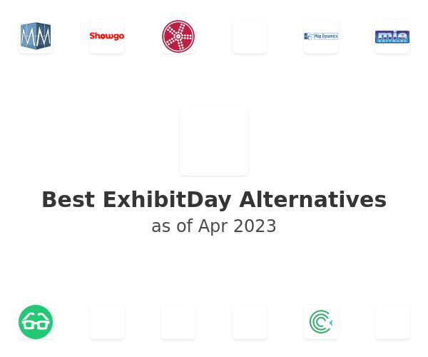 Best ExhibitDay Alternatives