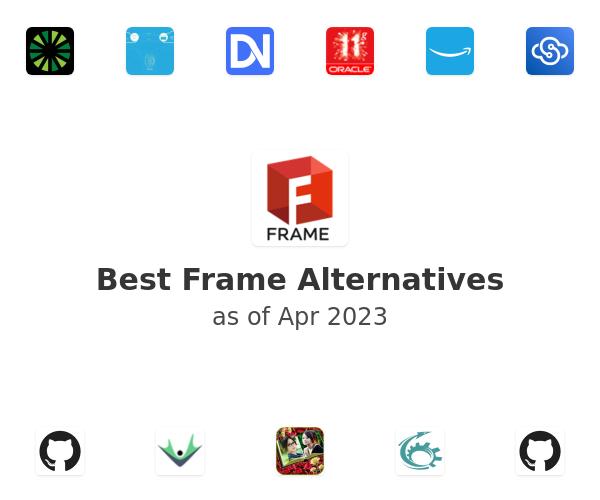 Best Frame Alternatives