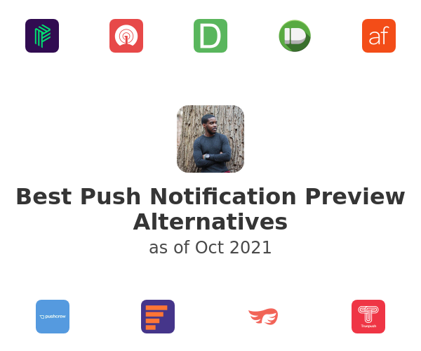 Best Push Notification Preview Alternatives