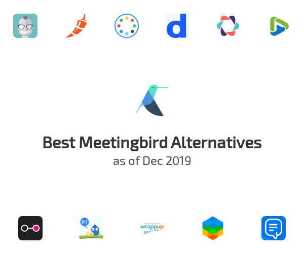 Best Meetingbird Alternatives