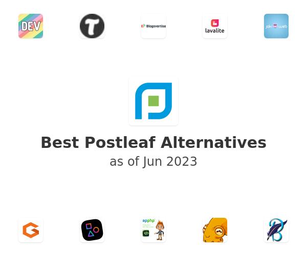 Best Postleaf Alternatives