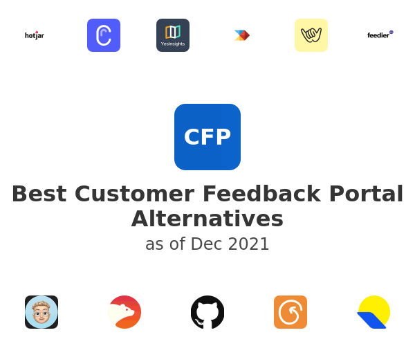 Best Customer Feedback Portal Alternatives