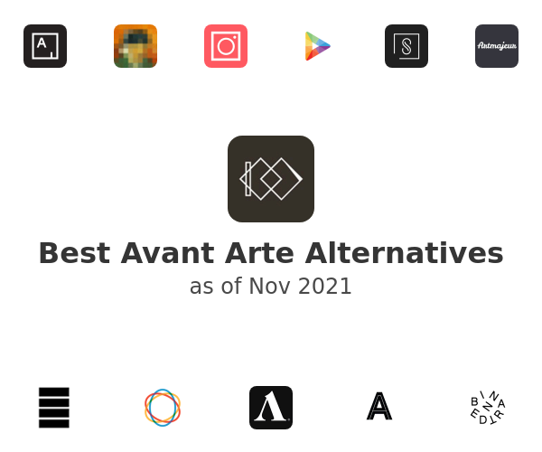 Best Avant Arte Alternatives