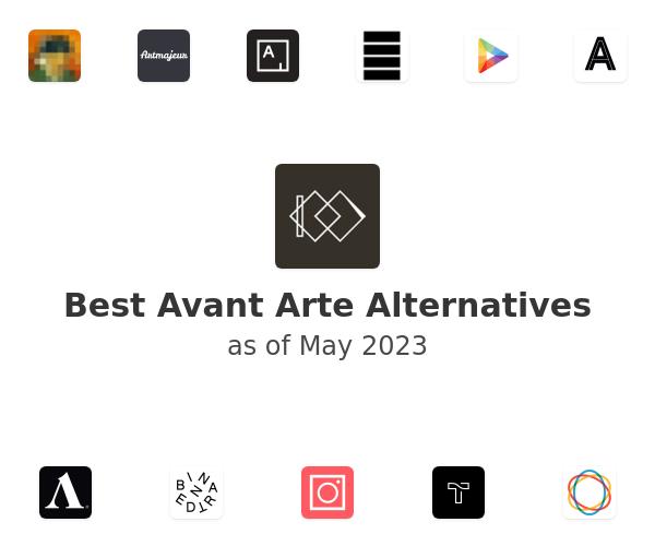 Best Avant Arte Alternatives