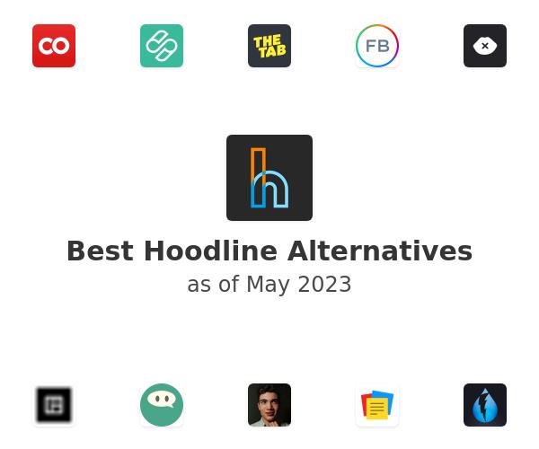 Best Hoodline Alternatives