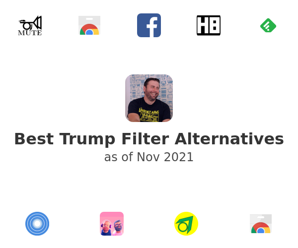 Best Trump Filter Alternatives