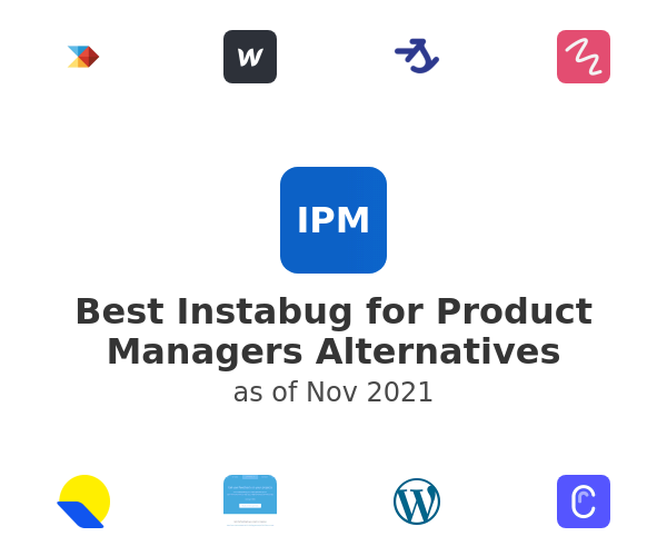 Best Instabug for Product Managers Alternatives