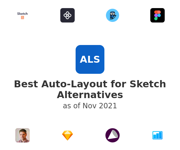 Best Auto-Layout for Sketch Alternatives