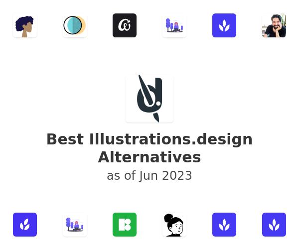 Best Illustrations.design Alternatives