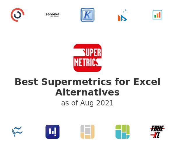 Best Supermetrics for Excel Alternatives