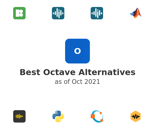 Best Octave Alternatives