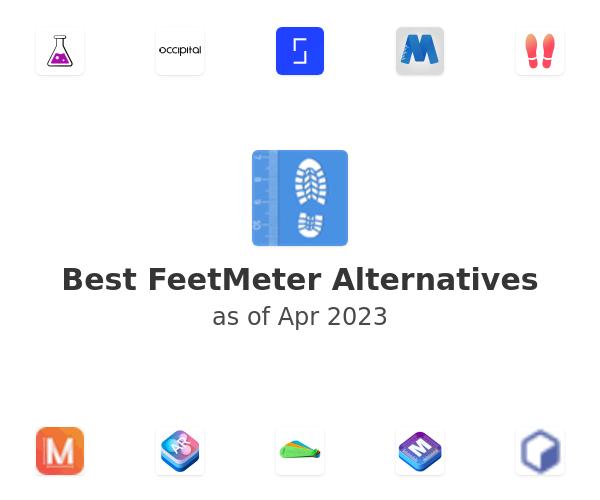 Best FeetMeter Alternatives
