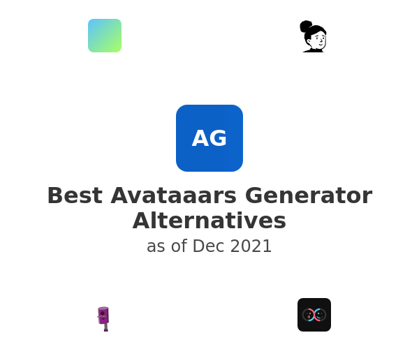 Best Avataaars Generator Alternatives