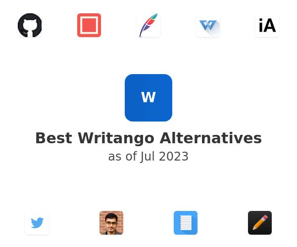 Best Writango Alternatives