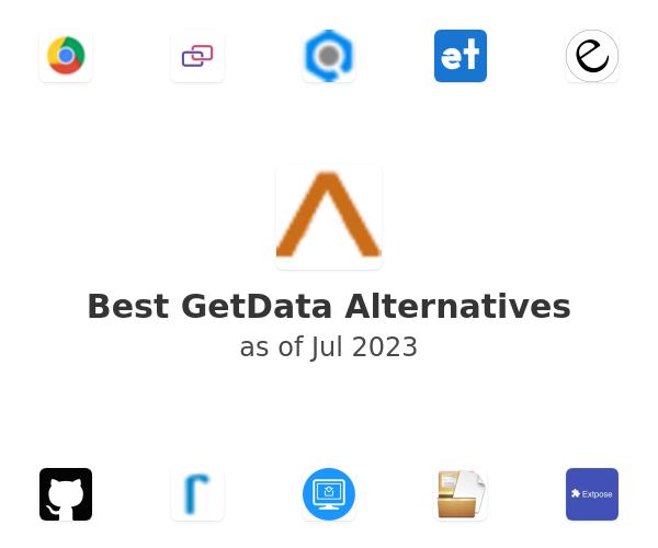 Best GetData Alternatives