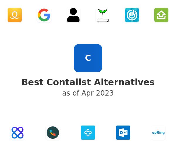 Best Contalist Alternatives