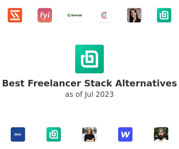 Best Freelancer Stack Alternatives