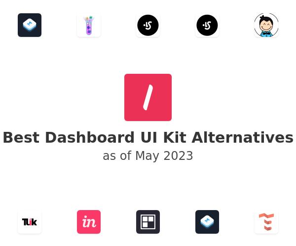 Best Dashboard UI Kit Alternatives