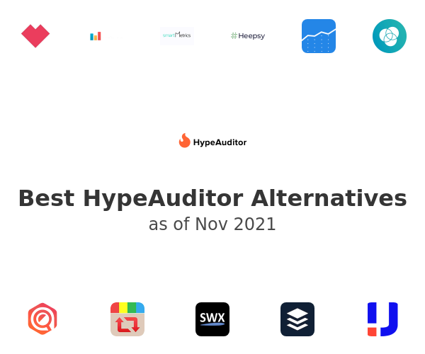 Best HypeAuditor Alternatives