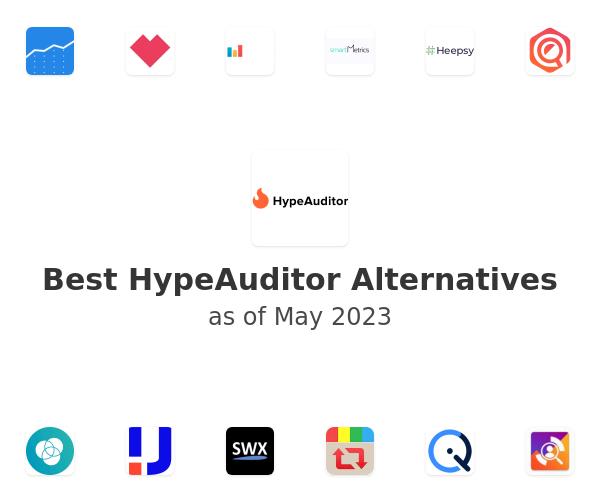 Best HypeAuditor Alternatives
