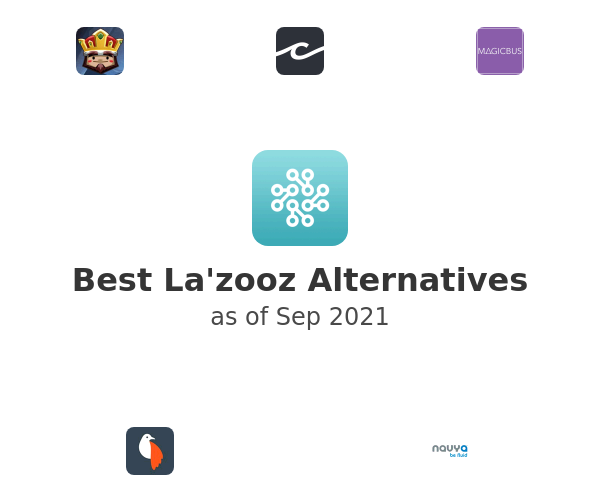 Best La'zooz Alternatives