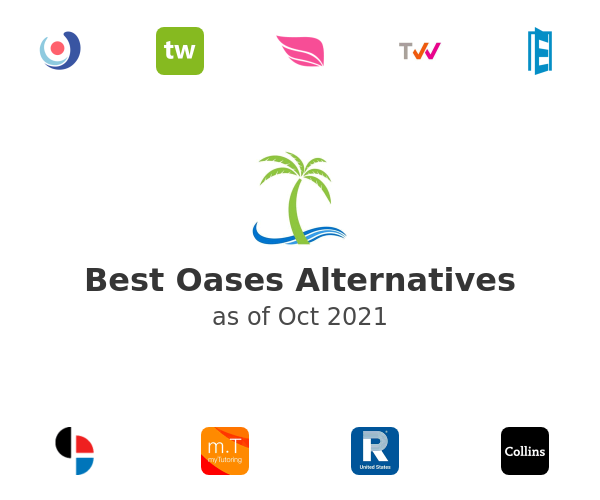 Best Oases Alternatives