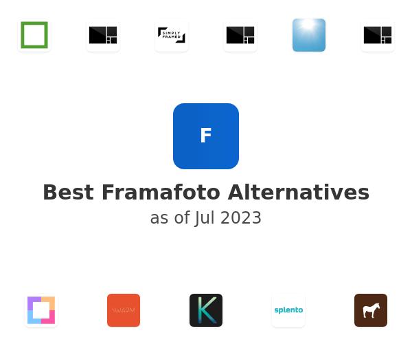 Best Framafoto Alternatives