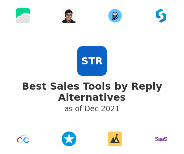 Best Sales Tools by Reply Alternatives
