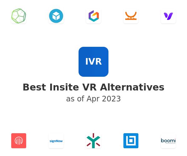 Best Insite VR Alternatives