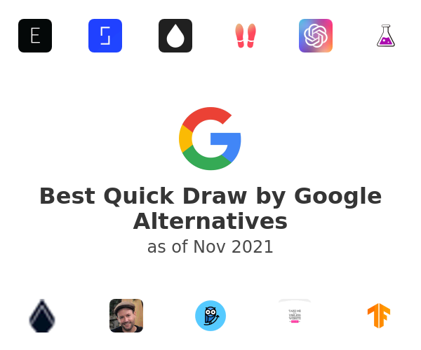 Best Quick Draw by Google Alternatives