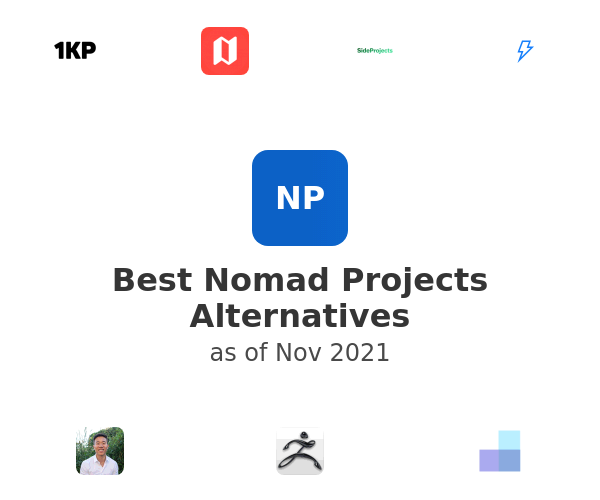 Best Nomad Projects Alternatives