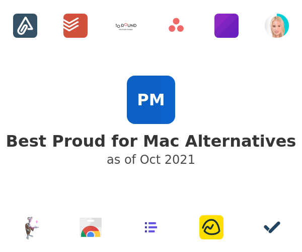 Best Proud for Mac Alternatives