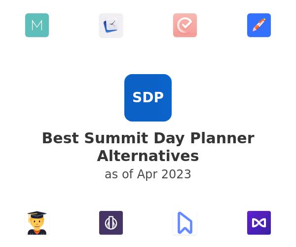 Best Summit Day Planner Alternatives