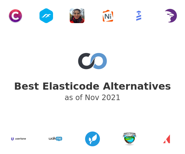 Best Elasticode Alternatives