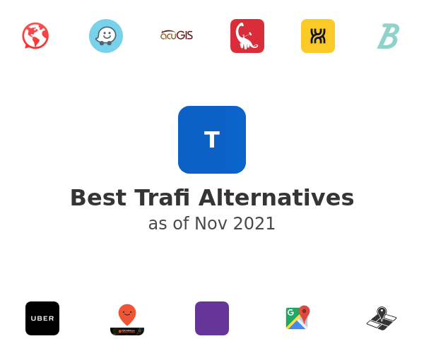Best Trafi Alternatives