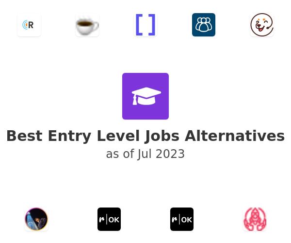 Best Entry Level Jobs Alternatives
