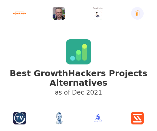 Best GrowthHackers Projects Alternatives