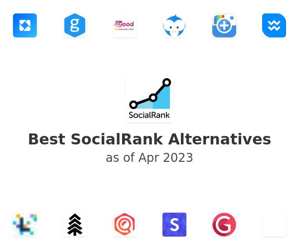 Best SocialRank Alternatives