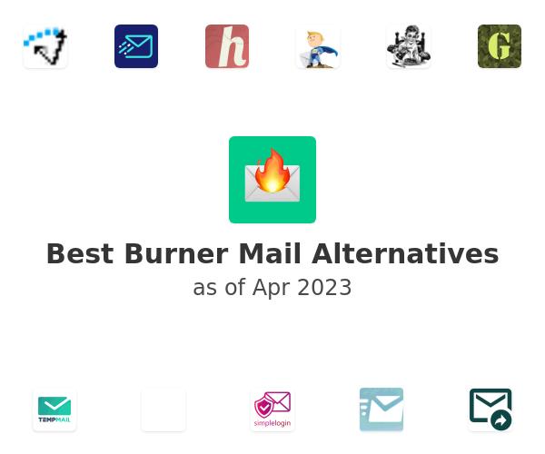 Best Burner Mail Alternatives