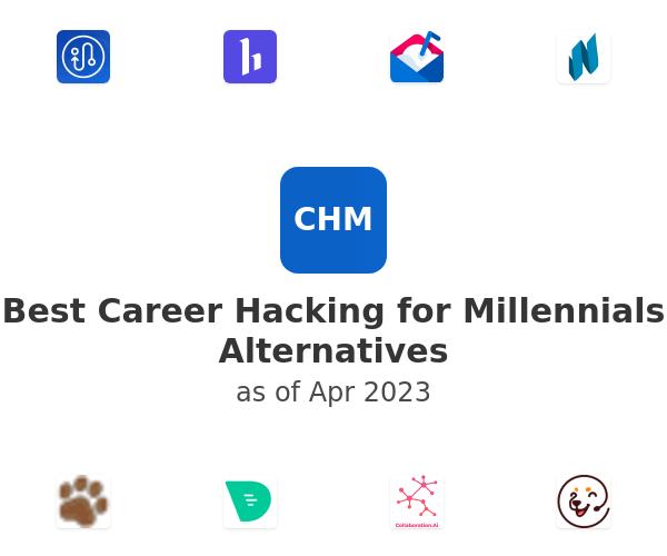 Best Career Hacking for Millennials Alternatives